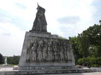 Monumento en recordación a víctimas del comunismo