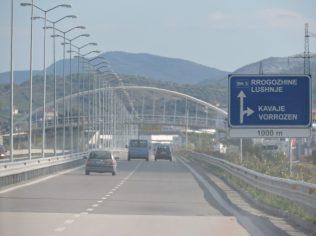 Autostop en Albania