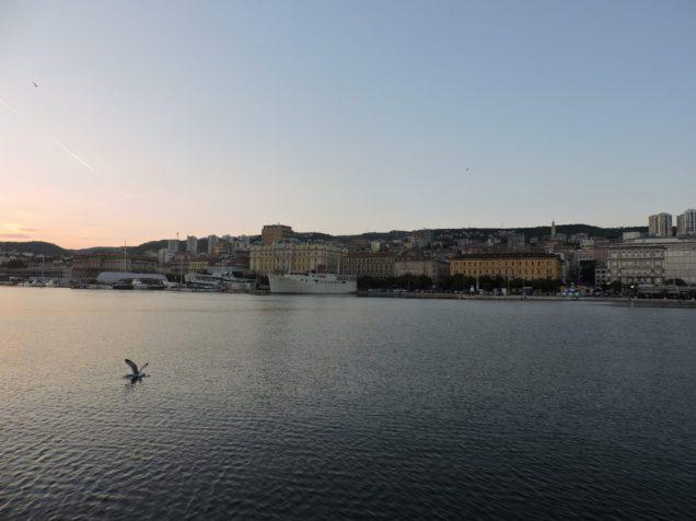 Puerto de Rijeka