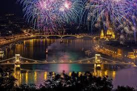Budapest, nuevo año
