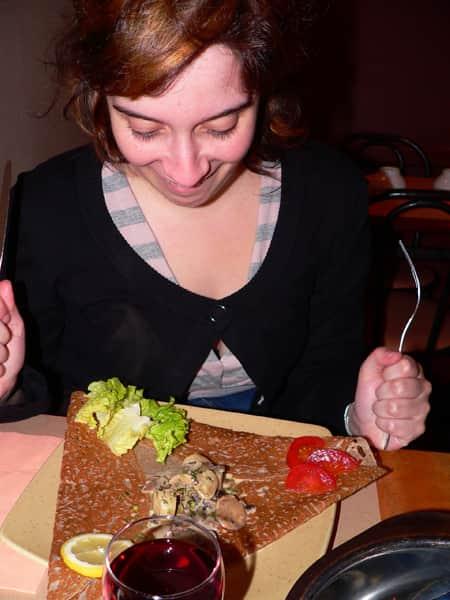 Crepes bretones