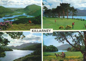 Mi viaje e itinerario por el Sur de Irlanda