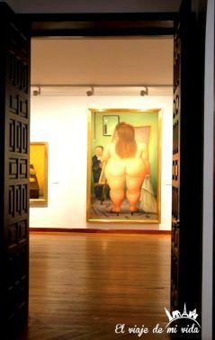 Museo Botero de Bogotá, Colombia