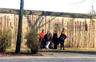 Muro Berlín Alemania