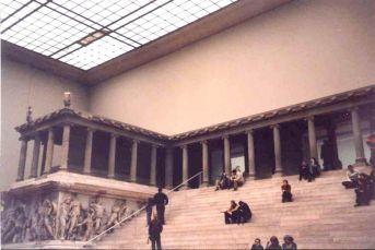 Museo Pérgamo Berlín