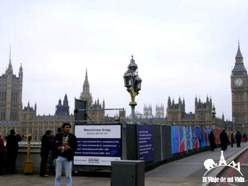 El Big Ben en Londres