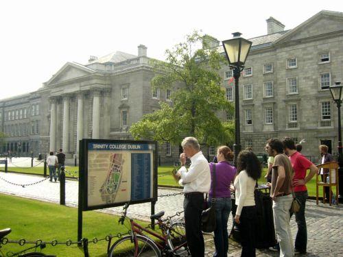 Trinity College Dublín