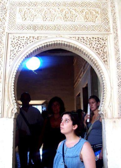 Arte islámico Alhambra Granada