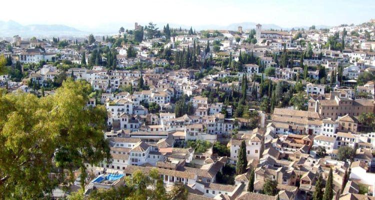 Albaicín Alhambra Granada