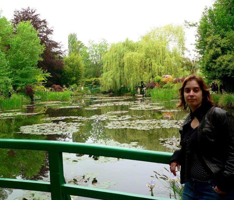 Casa Monet en Giverny