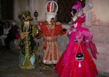 Consejos para ir al Carnaval de Venecia