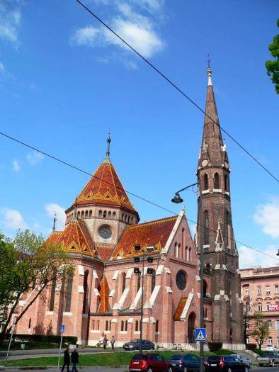 Iglesia Calvinista Budapest