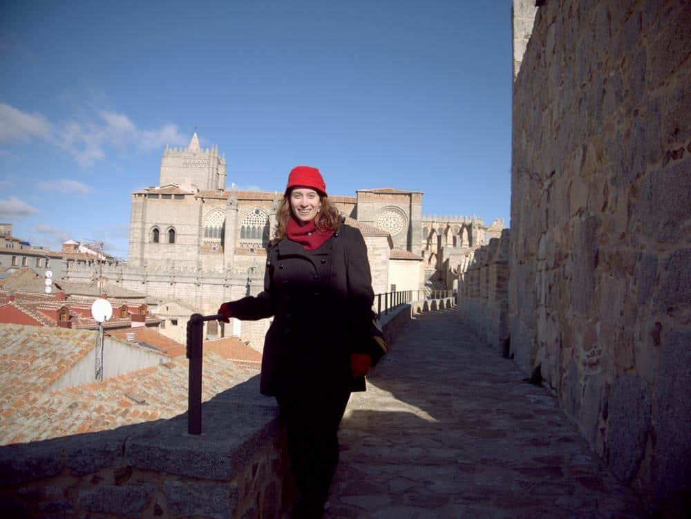 muralla-avila-espana