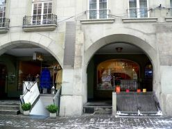 Antiguas bodegas de Berna