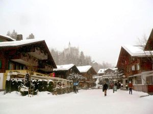 Gstaad Suiza