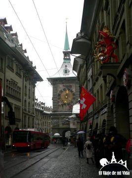 El Reloj de Berna