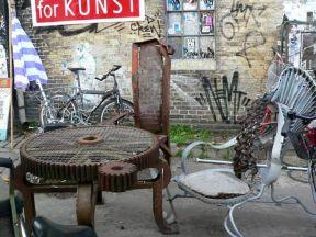 Arte en Christinana, Copenhague