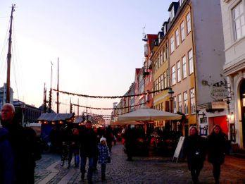 Nihavn Copenhague