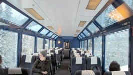 Trenes panorámicos