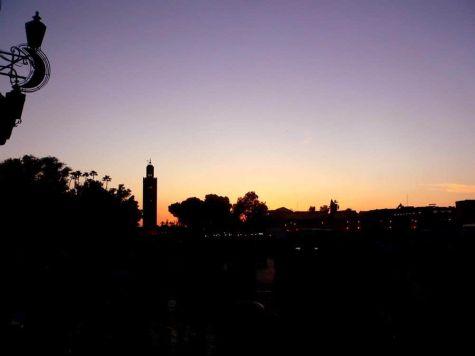 Atardecer Marrakech