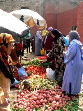 Mercado Marrakech
