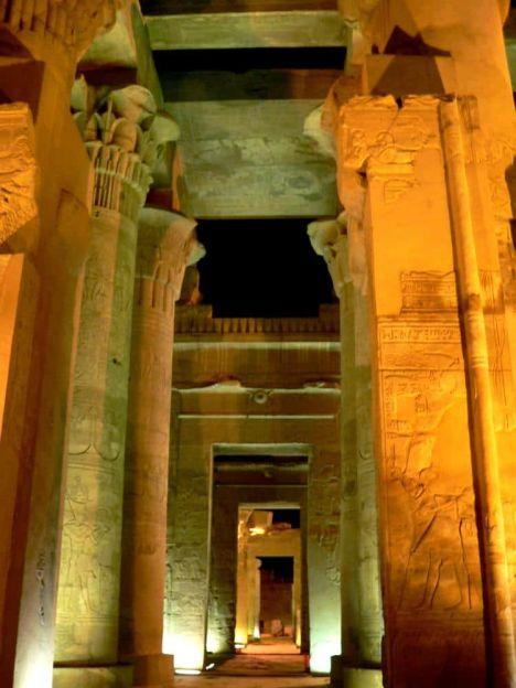 Templo de Kom Ombo Egipto