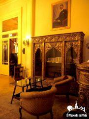 Interior del Peras Palace