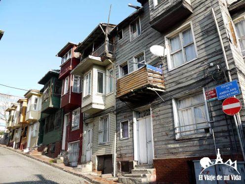 Barrio de San Salvador de Chora