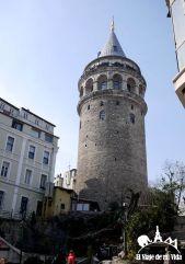 La torre de Galata