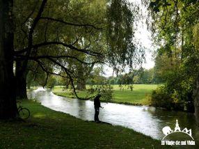 Englisher Garten Munich Alemania