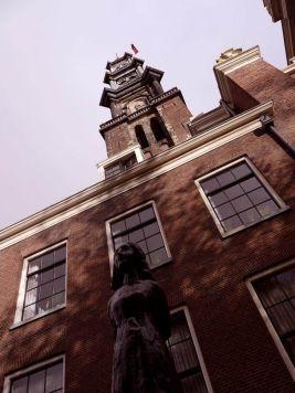 Casa de Anna Frank Ámsterdam