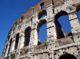 Coliseo Romano Roma Italia