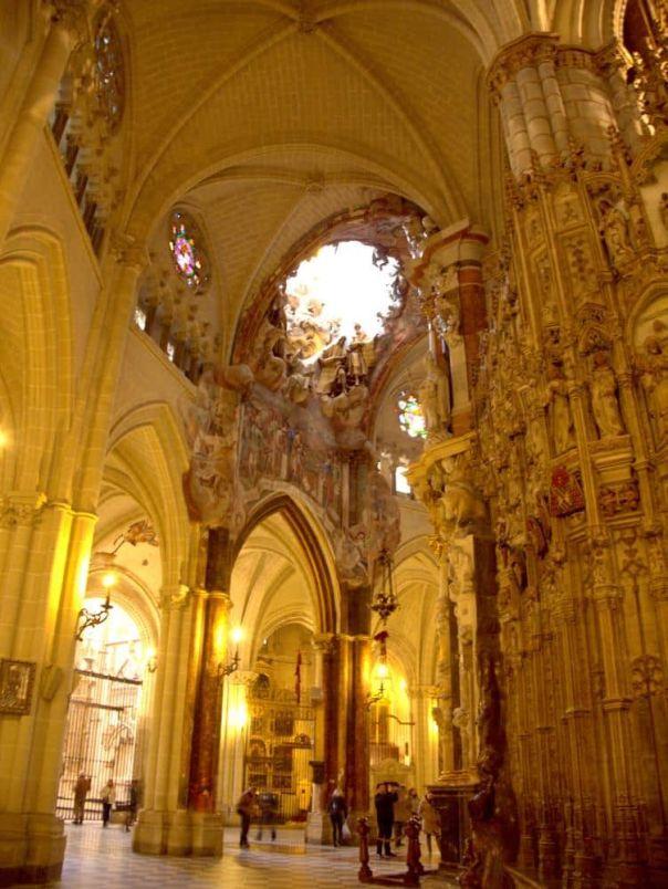 Transparente Catedral de Toledo España
