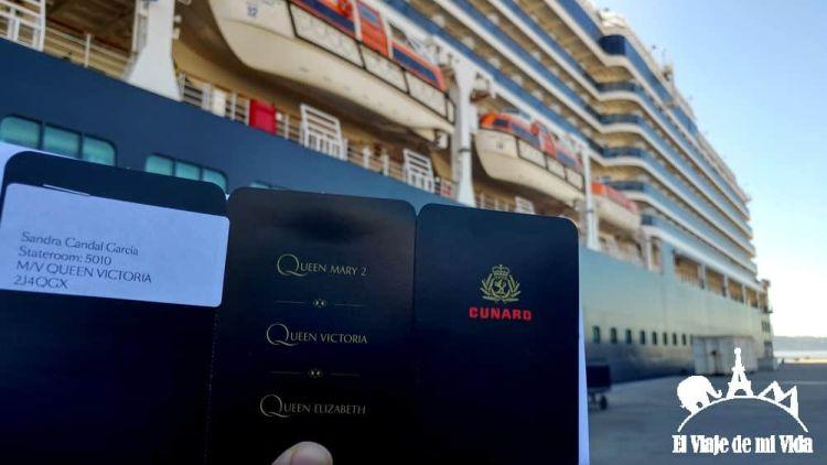 Mi viaje en el crucero Queen Victoria