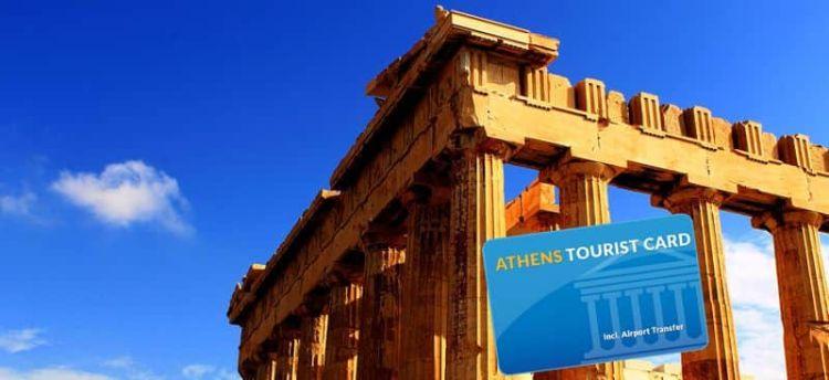 Atenas City Card