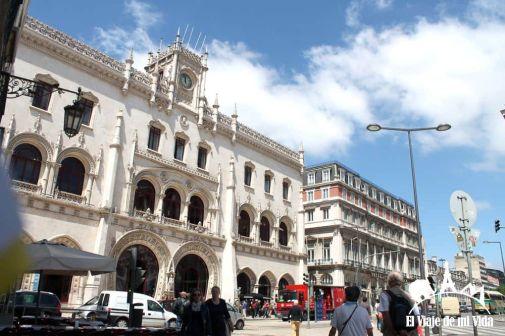 Plaza do Rossio