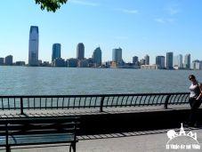 Batery Park en Nueva York