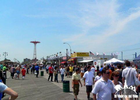 Paseo de Coney Island