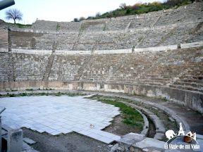 El Odeón de Éfeso
