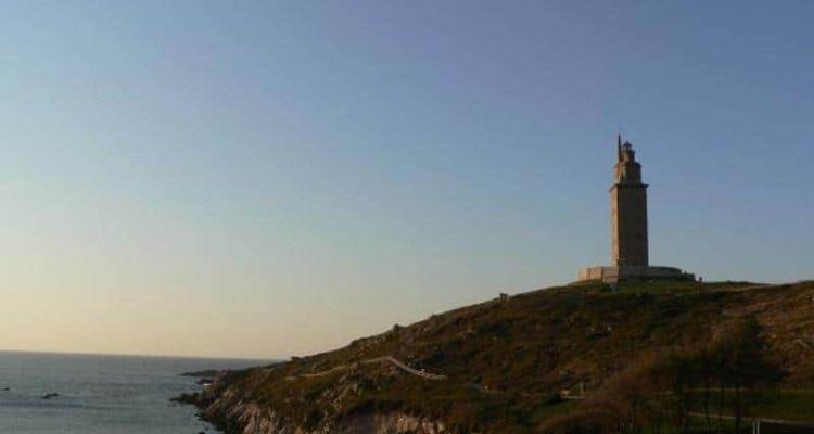 Torres de Hércules A Coruña