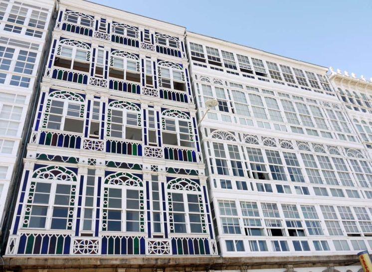 Galerías A Coruña
