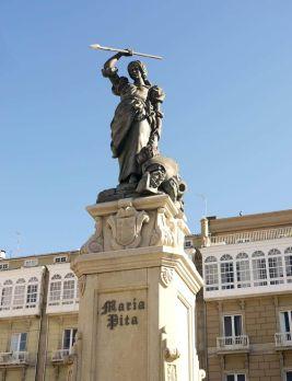 Plaza María Pita A Coruña
