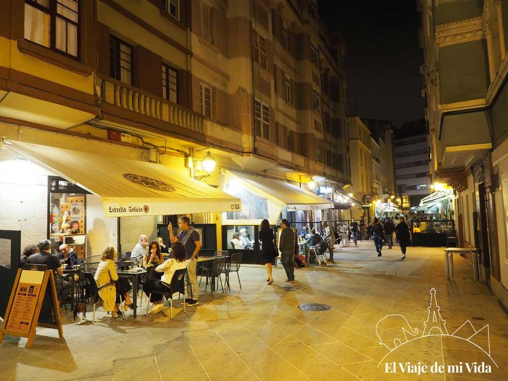 Dónde comer en Coruña