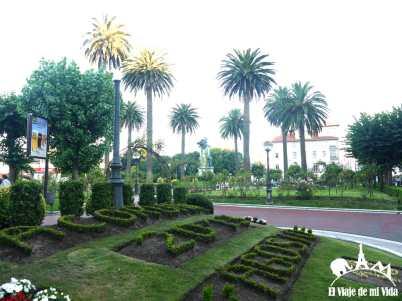 Jardines Méndez Nuñez