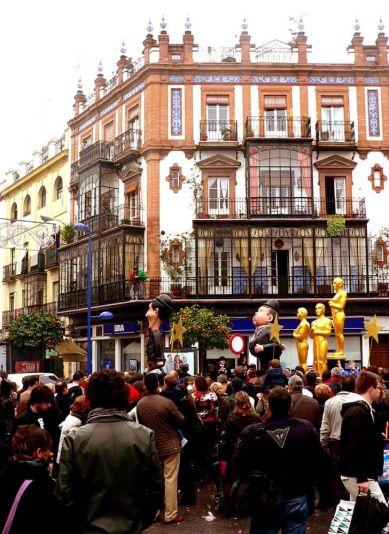 Cabalgata de Reyes Sevilla