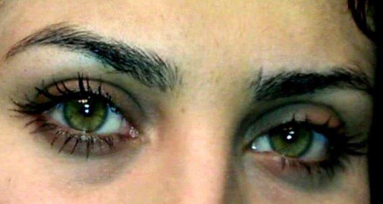 Ojos de Samira