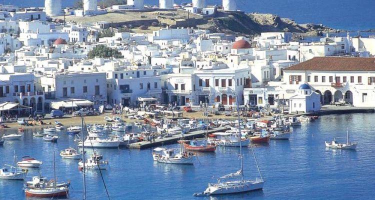 Mikonos Grecia