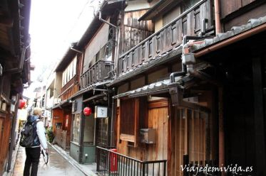 Pontocho Kioto Japón
