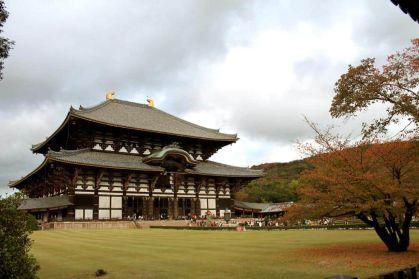Todai-ji Nara Japón