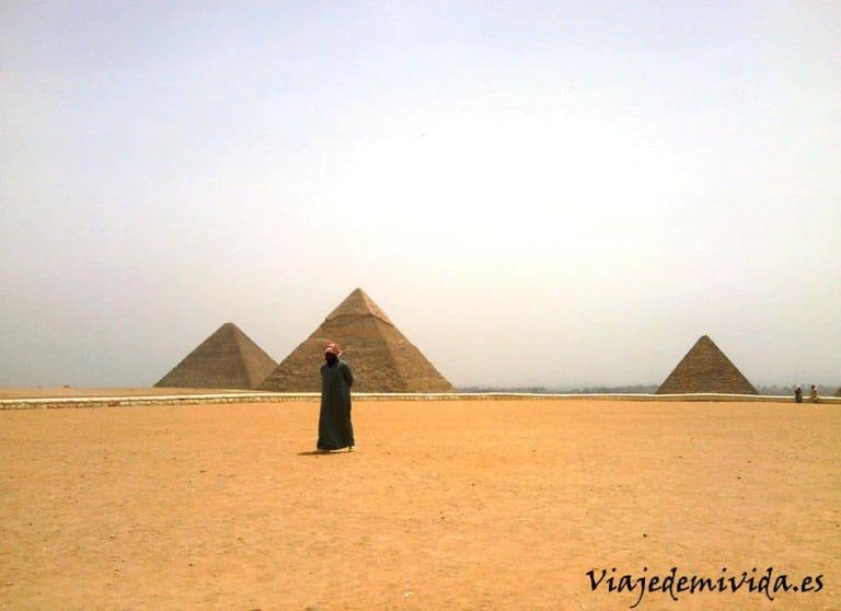 Piramides de Giza Cairo Egipto